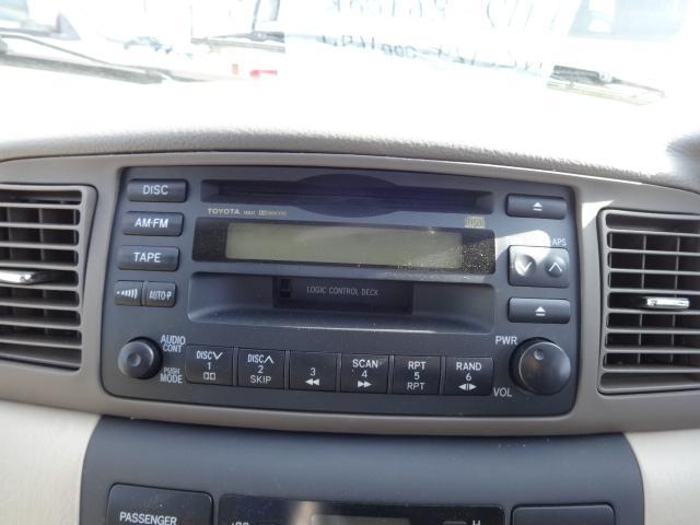 トヨタ カローラフィールダー X Gエディション 4WD