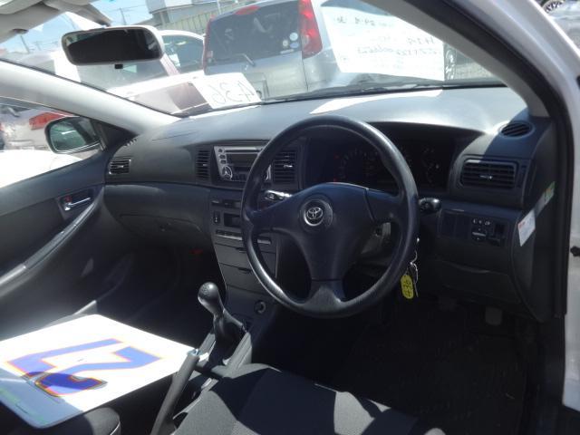 トヨタ カローラフィールダー S 5MT