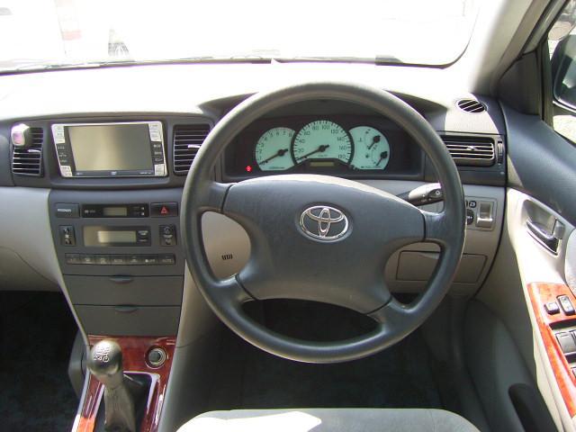 トヨタ カローラ G
