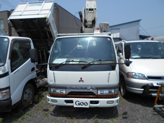 三菱ふそう キャンター パケット車 11M