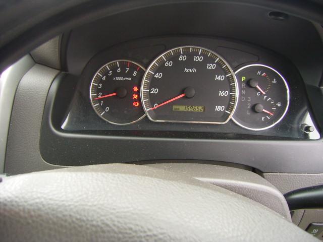 トヨタ アルファードV 4WD