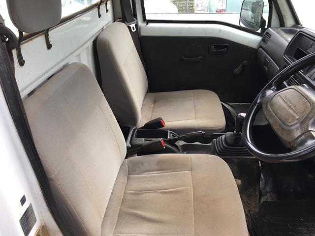 スバル サンバートラック エアコン エアバック 4WD 三方開