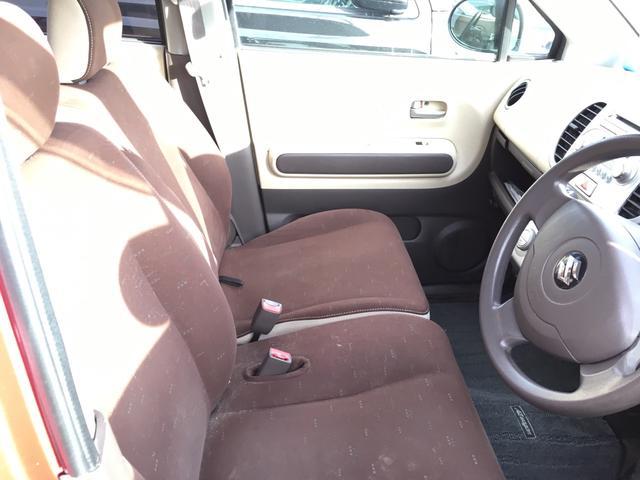 スズキ MRワゴン スマートキー CD MD シートヒーター