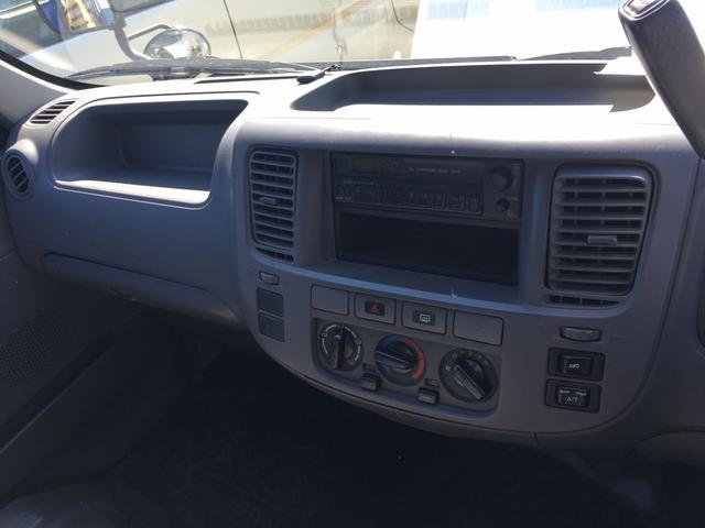日産 キャラバン 運転席エアバッグ 4WD ETC