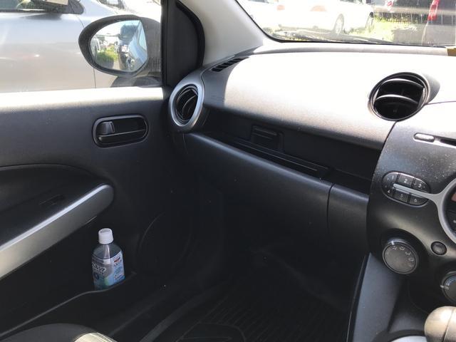 マツダ デミオ インパネCVT CD コンパクトカー エアコン