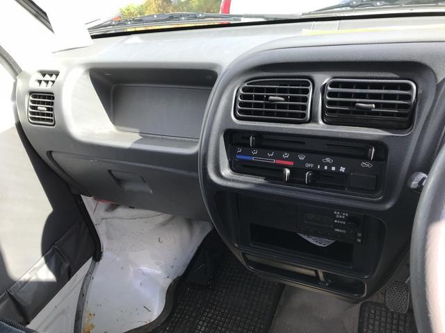 4WD MT 軽トラック ホワイト(8枚目)