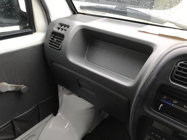 4WD AT 軽トラック オーディオ付 ホワイト(9枚目)