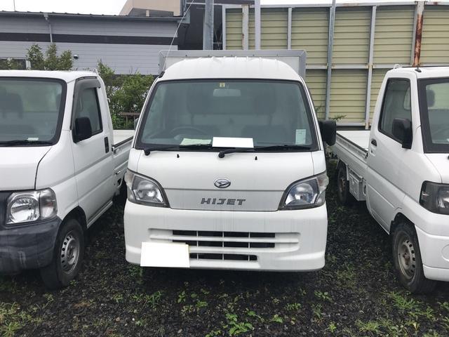 4WD AC AT 軽トラック ホワイト PS PW(2枚目)