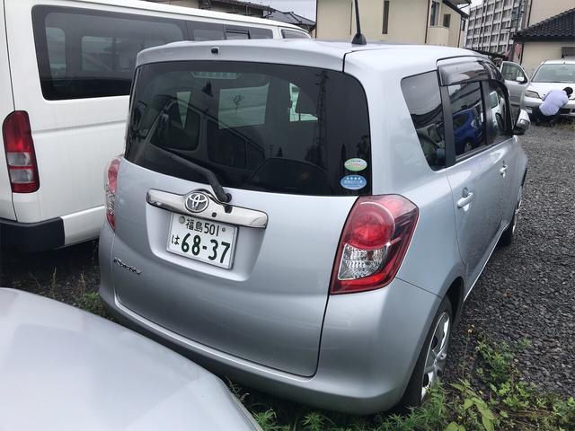 「トヨタ」「ラクティス」「ミニバン・ワンボックス」「福島県」の中古車3