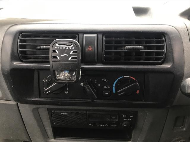 4WD AC MT 修復歴無 軽トラック ホワイト(9枚目)
