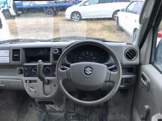 軽自動車 4WD スペリアホワイト(6枚目)
