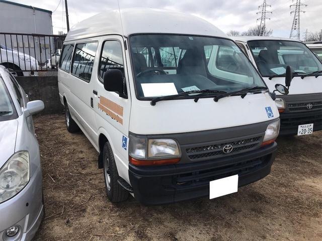 「トヨタ」「ハイエース」「その他」「福島県」の中古車3
