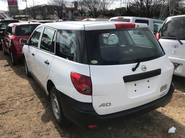 4WD 商用車 AC ホワイト AT パワーウィンドウ(4枚目)