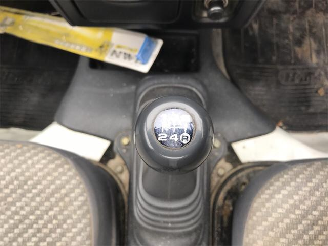 4WD 5速マニュアル AM FM フォグランプ付(9枚目)