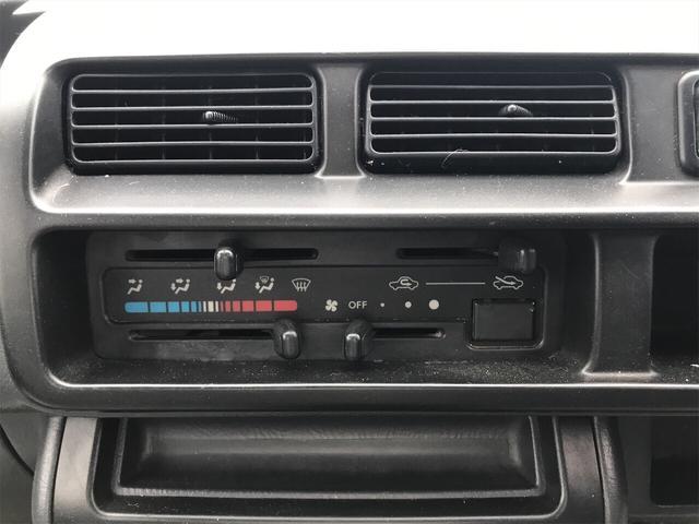 4WD 5速マニュアル AM FM フォグランプ付(11枚目)