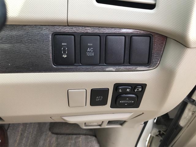 G 後席モニタ ナビ バックカメラ 4WD AW クルコン(16枚目)