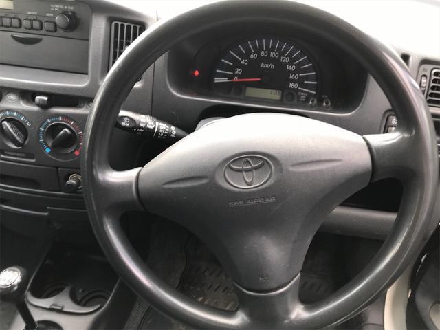 DX 4WD 商用車 エアコン ホワイト マニュアル(6枚目)