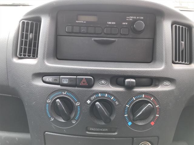 DX 4WD 商用車 エアコン ホワイト マニュアル(8枚目)