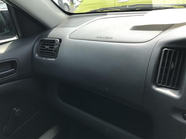 DX 4WD 商用車 エアコン ホワイト マニュアル(10枚目)