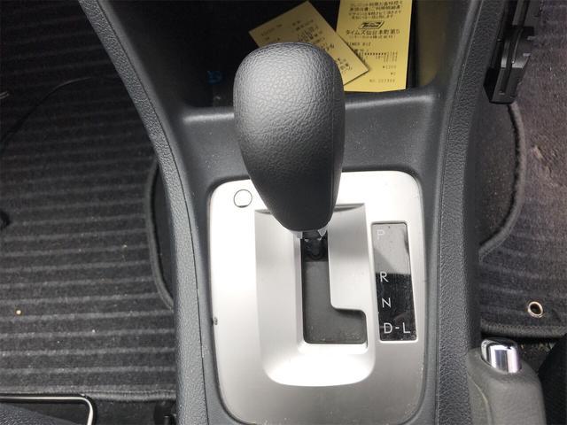バックカメラ ETC オーディオ付 DVD CVT 4WD(10枚目)