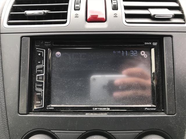 バックカメラ ETC オーディオ付 DVD CVT 4WD(12枚目)
