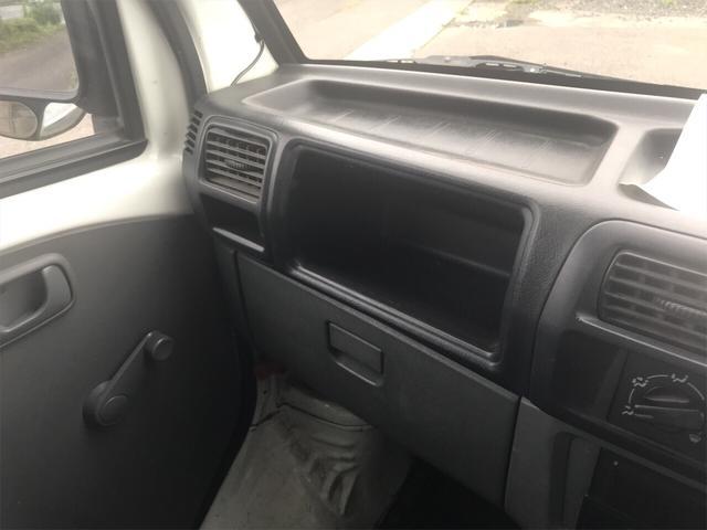 4WD エアコン マニュアル 軽トラック ホワイト(11枚目)