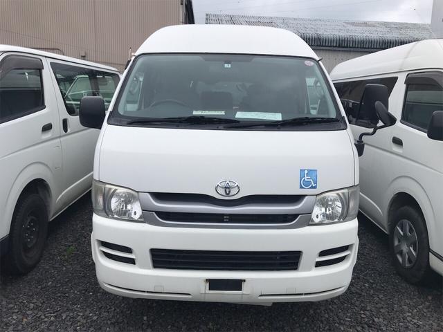 4WD 福祉車両 AT 修復歴無 スライドドア ホワイト(2枚目)