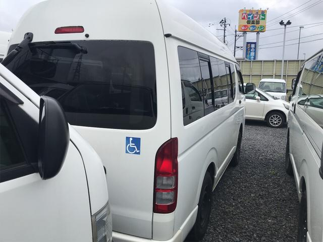 4WD 福祉車両 AT 修復歴無 スライドドア ホワイト(4枚目)
