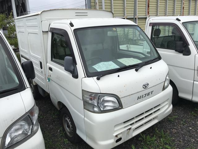 4WD エアコン 5速マニュアル 軽トラック ホワイト(2枚目)