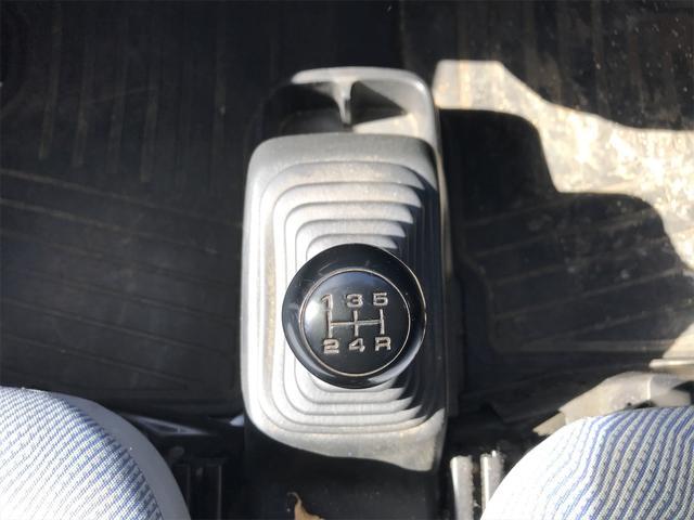 SDX 4WD AC 5速MT 両側スライドドア ホワイト(6枚目)