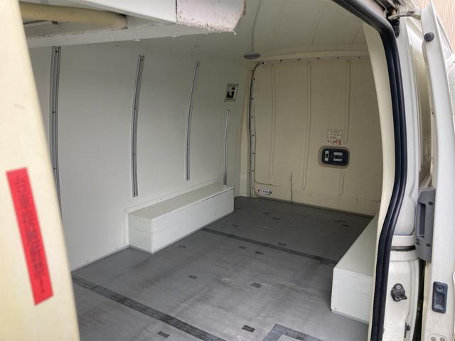 4WD AC 5速MT ホワイト 冷凍冷蔵車(14枚目)
