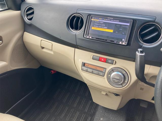 X CDデッキ フルフラット AC 電格ミラー ABS(4枚目)