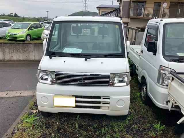 40周年記念スペシャル 4WD 軽トラック 2名乗り ホワイト(9枚目)