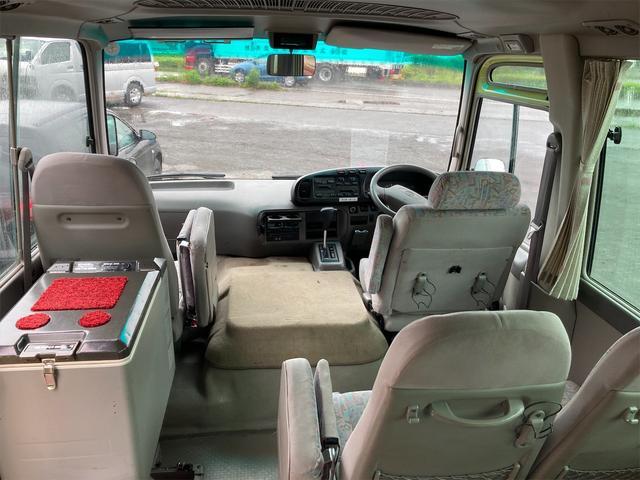 GX バス AT 修復歴無 ETC 16名乗り(7枚目)