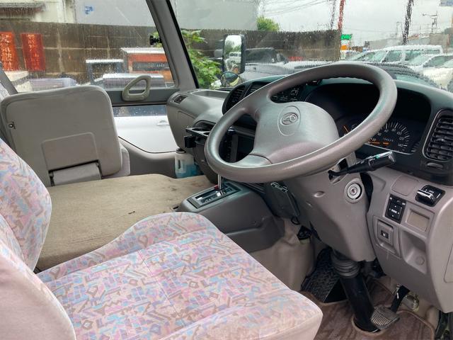 GX バス AT 修復歴無 ETC 16名乗り(12枚目)