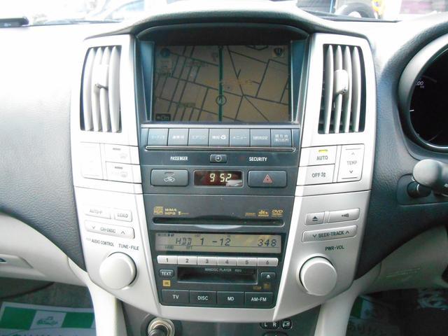 トヨタ ハリアーハイブリッド Lパッケージアルカンターラプライムバージョン サンルーフ