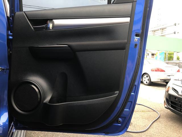 Z 4WD ナビ バックカメラ TRDパーツ ワンオーナー ETC2.0 フルセグTV 純正アルミホイール プリクラッシュセーフティ レーンディパーチャーアラート ミラーウィンカー クルコン 冬タイヤ付き(21枚目)