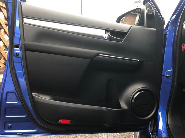 Z 4WD ナビ バックカメラ TRDパーツ ワンオーナー ETC2.0 フルセグTV 純正アルミホイール プリクラッシュセーフティ レーンディパーチャーアラート ミラーウィンカー クルコン 冬タイヤ付き(22枚目)