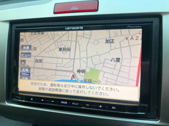 G ジャストセレクション 禁煙車 メモリーナビ フルセグ Bluetooth HID ETC ドアバイザー プライバシーガラス キーレス(52枚目)