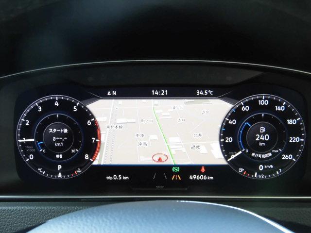 TSIハイライン デジタルメーター・純正ナビ「ディスカバープロ」・ETC・追従式クルーズコントロール・ブラインドスポットディテクション・純正アルミ・オートホールド・電動パーキング・認定中古車保証付・各種ローンご準備(4枚目)