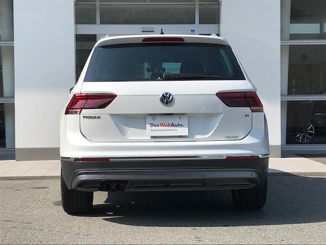 TSI Highline Volkswagen認定中古車(5枚目)