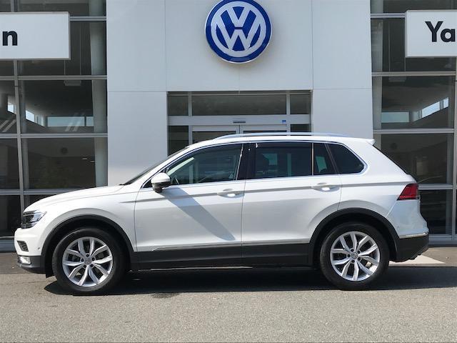 TSI Highline Volkswagen認定中古車(6枚目)
