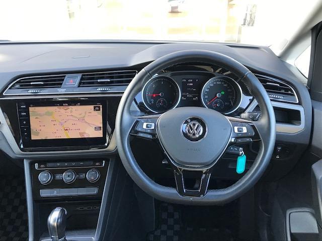 「フォルクスワーゲン」「VW ゴルフトゥーラン」「ミニバン・ワンボックス」「山形県」の中古車6