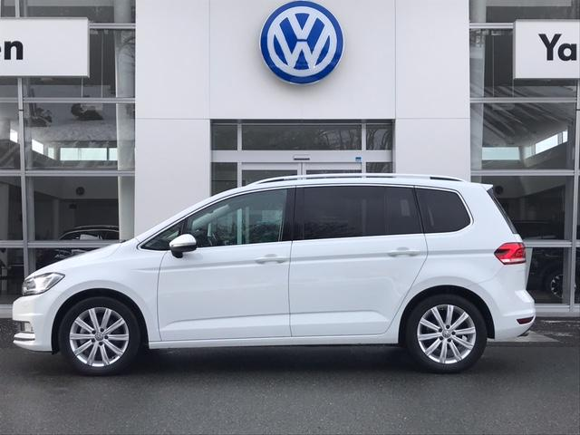 TSI ハイライン Volkswagen認定中古車 ワンオーナー車(4枚目)