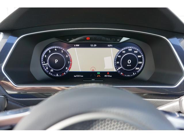 フォルクスワーゲン VW ティグアン TSI R-Line ターボ 元デモカー 認定中古車