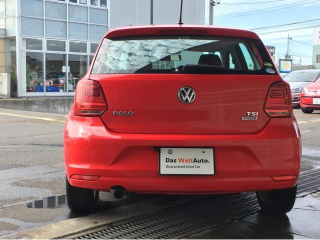「フォルクスワーゲン」「VW ポロ」「コンパクトカー」「青森県」の中古車4