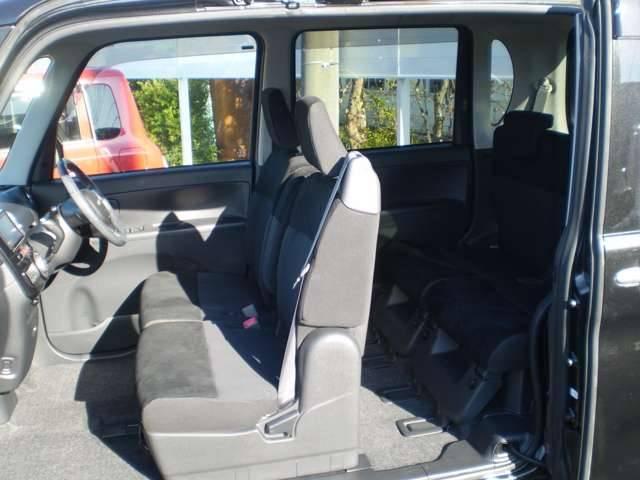 ダイハツ タント カスタムRS 4WD ターボ 左側電動スライドドア 純正ナビ