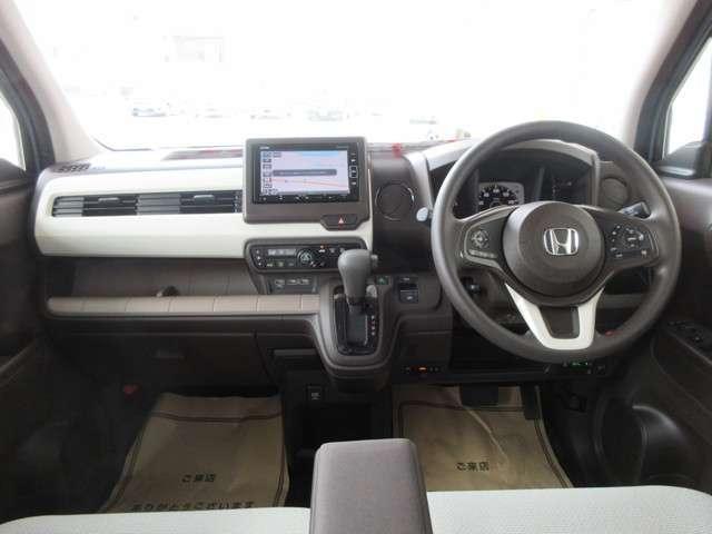 Lホンダセンシング 4WD メモリーナビ フルセグ スマートキー ETC バックモニター LED ベンチシート(15枚目)