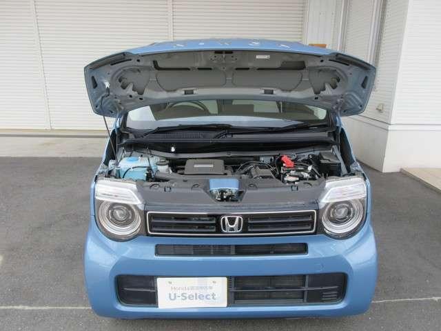 Lホンダセンシング 4WD メモリーナビ フルセグ スマートキー ETC バックモニター LED ベンチシート(17枚目)