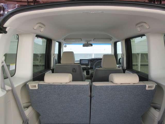 G・Lホンダセンシング 4WD 片側パワースライドドア スマートキー ETC CD バックモニター ベンチシート LED(12枚目)
